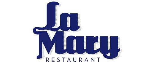 logo la mary restaurante